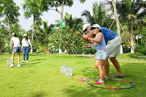 ELS PERFORMANCE GOLF ACADEMY IS NEW HOME OF VIETNAM NATIONAL TEAM