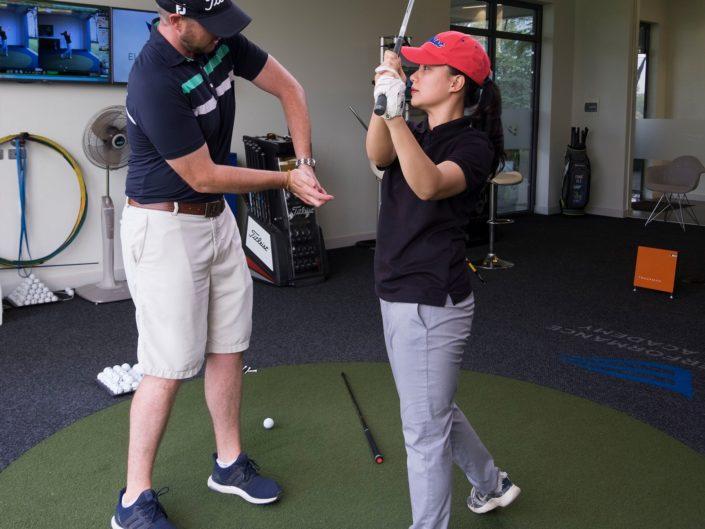 học golf cơ bản đến nâng cao