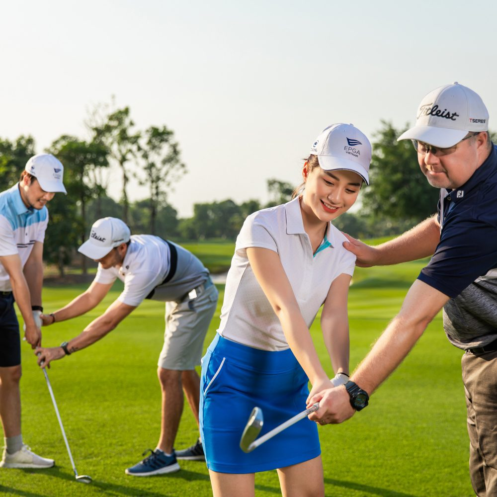 khoá học golf EPGA