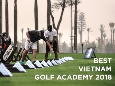 best vietnam golf academy 2018